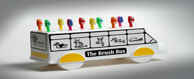 The Brush Bus